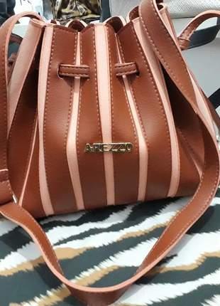 Bolsa bag arezzo