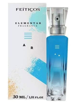 Perfume elementar fragrance ar feitiços - 30 ml