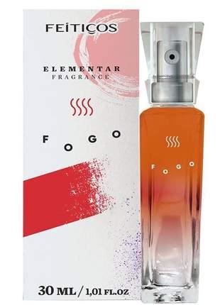 Perfume elementar fragrance fogo feitiços - 30 ml