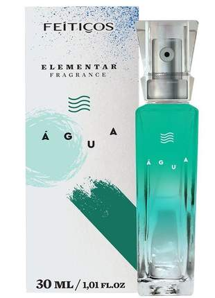 Perfume elementar fragrance agua feitiços
