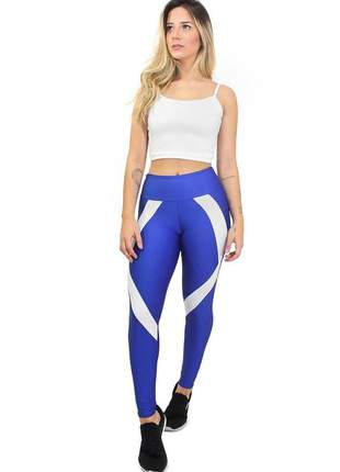 Conjunto calça legging e cropped sweetpower