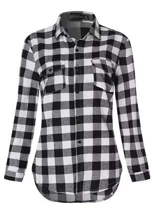 Camisa xadrez moda inverno blogueira amarra na cintura linda