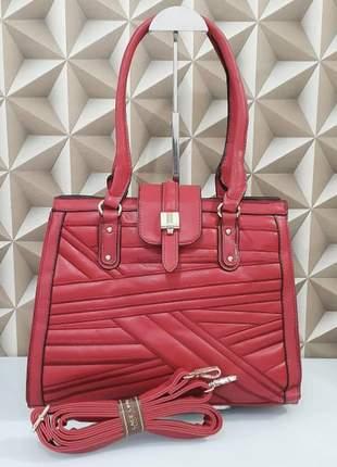 Bolsa importada vermelha