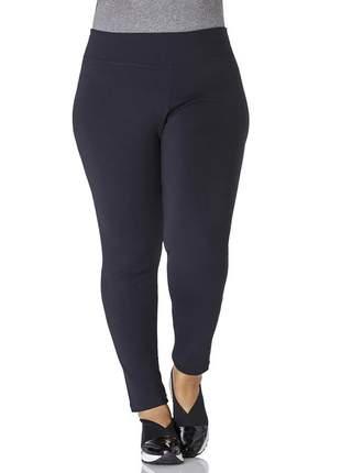 7140- legging plus size com bolso