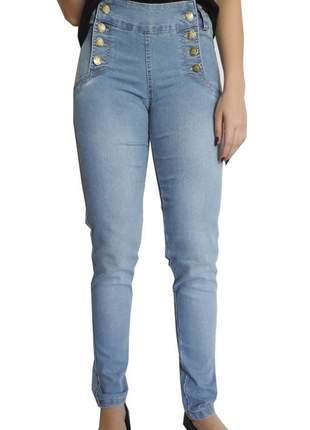 Calça jeans axia shop skinny azul
