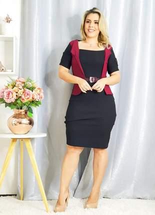 Vestido social festa tamanho médio mulheres elegantes moda evangélica