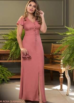 Vestido elegante bella herança