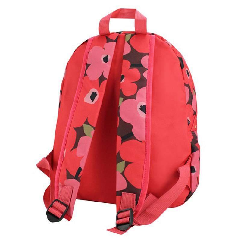 6eae11cff Mochila feminina escolar com estampa floral rosa - R$ 69.90 (em ...