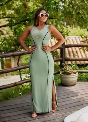 Vestido bicolor ✨