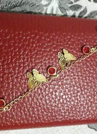 Pulseira borboletas