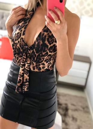 Body lindo frente única, alta qualidade