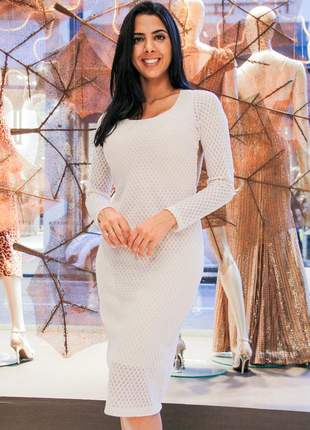 Fcl17612 vestido de tule