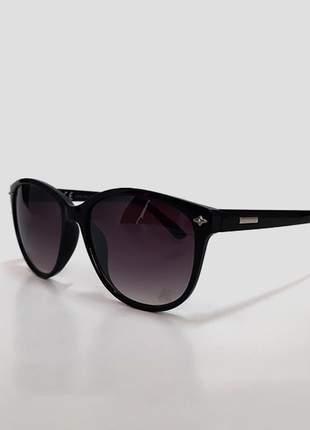 Óculos de sol feminino preto - proteção uv400