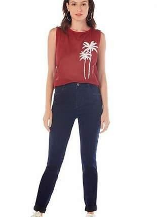 Calça jeans zinco