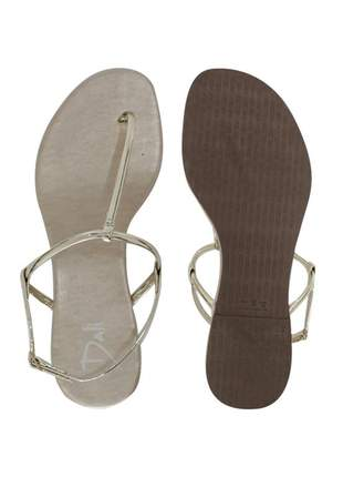 Rasteirinha dali shoes t-strap basic