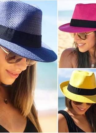 Chapéu inspired panamá verão