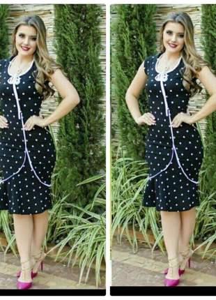 Vestidos baratos midi tubinho moda evangélica lindo promoção lançamento 2019