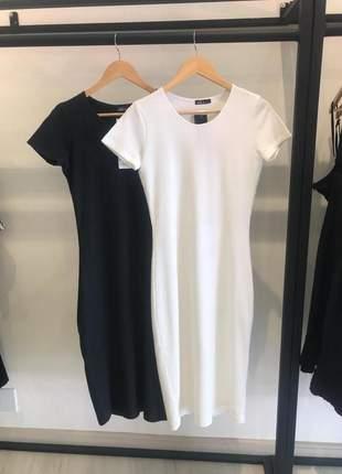 Vestido feminino midi incrível com forro