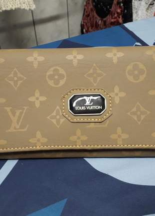 Carteira louis vuitton fosca