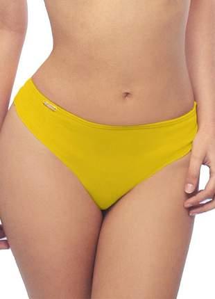 80117 - calcinha de biquíni estigma moda fio dental cintura alta