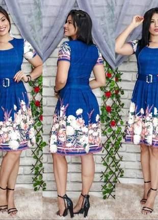 Vestido+cinto incluso moda evangélica festa casual trabalho promoção