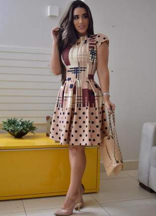 Vestido preguinha