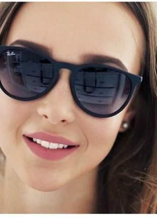 Óculos de sol rayban erika lente polarizada