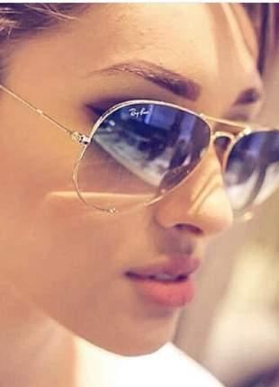 Óculos de sol rayban aviador