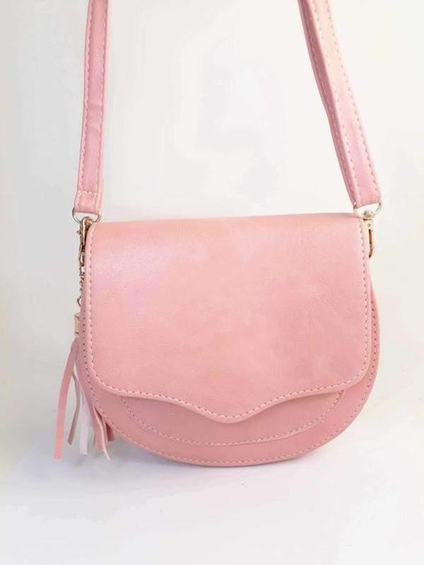 527d49fca Bolsa bag michele rosa - bolsa feminina pequena, tiracolo, de couro  ecológico1 ...