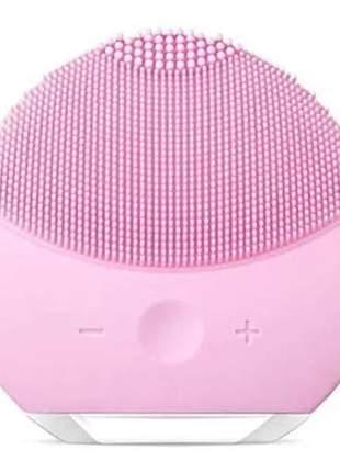Aparelho escova massageadora de limpeza facial ultrassônica #la