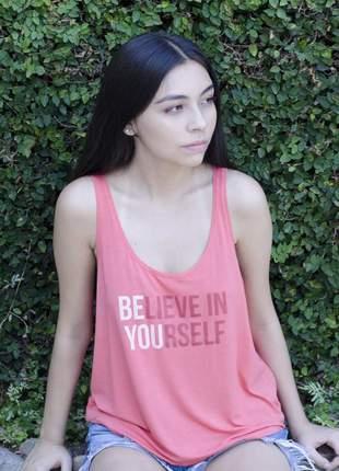 Regata believe in yourself