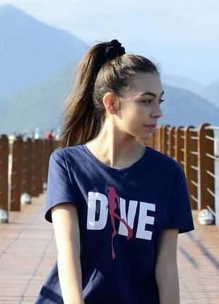 Camiseta dive