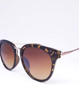 Óculos de sol feminino onça - proteção uv