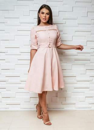 Vestido helena elegante