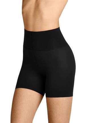 Shorts meia coxa modeladora afina e acintura