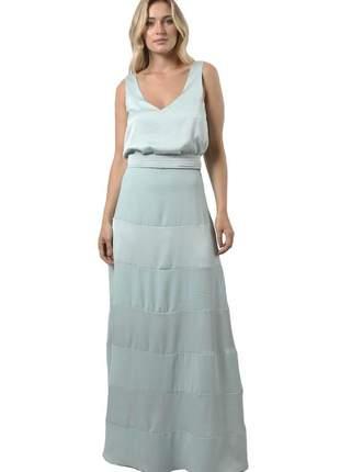 18031- vestido de cetim