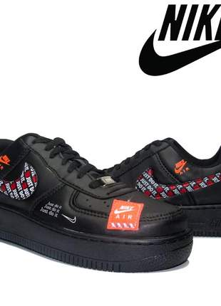 Tênis nike air force just do i