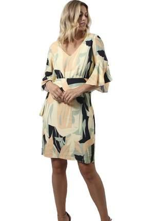 18004- vestido viscose
