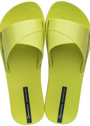 Chinelo ipanema fresh amarelo