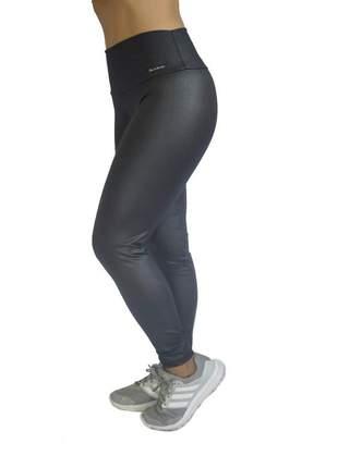 Legging cirré preta