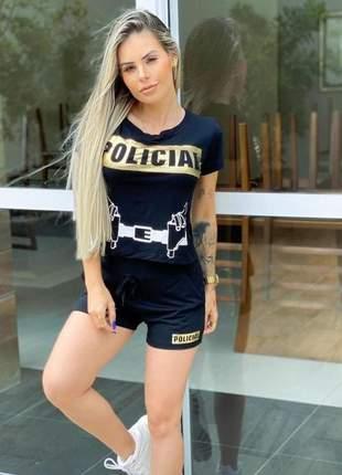 Conjunto policial
