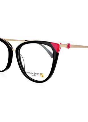 Óculos sabrina sato eyewer de grau *original *