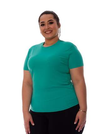 T-shirt plus size fitness