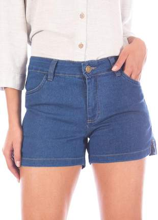 Shorts sisal jeans blue jeans basic