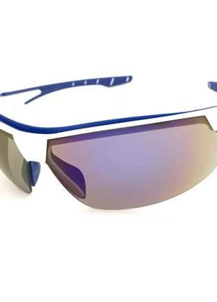 Óculos de proteção sol com uv steeflex anti embaçante risco