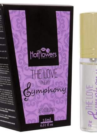 Deo colônia feminino the love symphony phero - 15ml