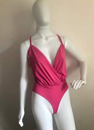 Body bruna marquezini rosa