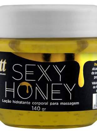Loção de mel hidratante corporal para massagem - 140g