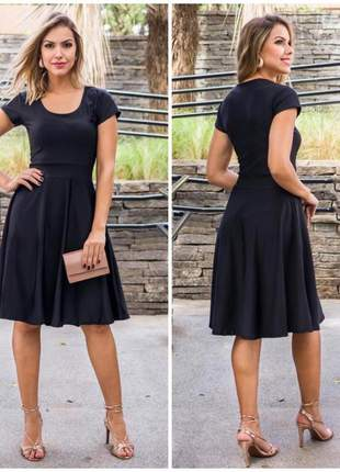 Vestido preto rafa