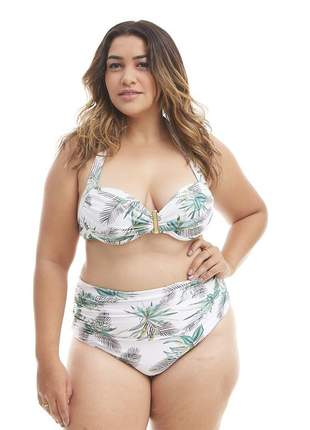 Biquíni plus size bojo 2129 hot pant 1084